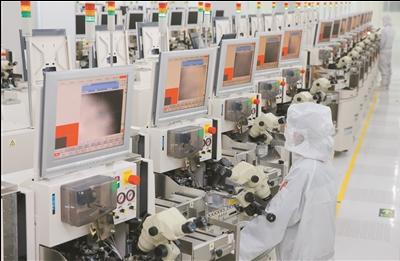 2016年重大先进制造业项目通富微电智能芯片封装测试生产线-先进